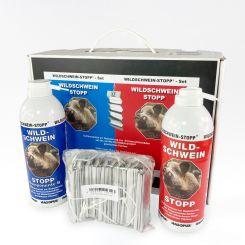 Wildschwein-Stopp Kombiset