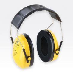 3M Optime I Kapselgehörschutz gelb