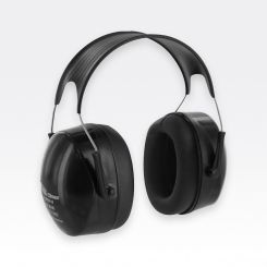 Kapselgehörschutz schwarz